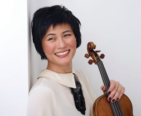 <b>AND BEYOND:</b>  Jennifer Koh returns to Santa Barbara for the third installment of her Bach and Beyond concert series.