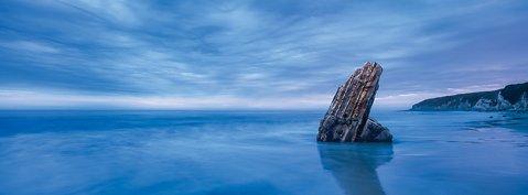 "<b>LAND'S END:</b> Reeve Woolpert's photo ""POP"" documents the beauty of the Gaviota Coast."