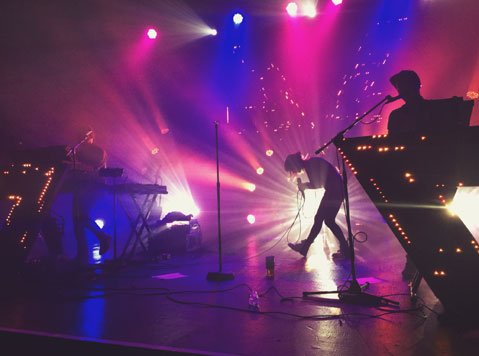 Chvrches at the Majestic Ventura Theater