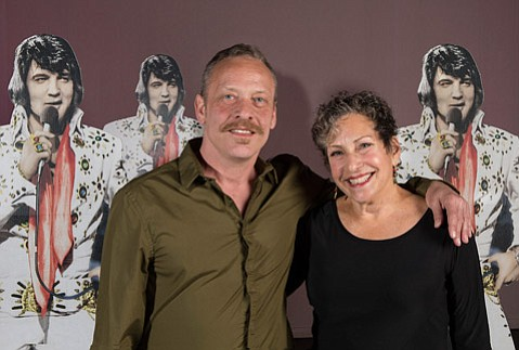 <b>DYNAMIC DANCE DUO:</b>  Mark Dendy credits DANCEworks director Dianne Vapnek for providing choreographers with unprecedented creative freedom.
