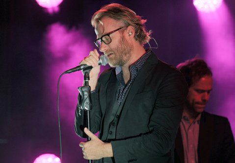 The National at the Santa Barbara Bowl