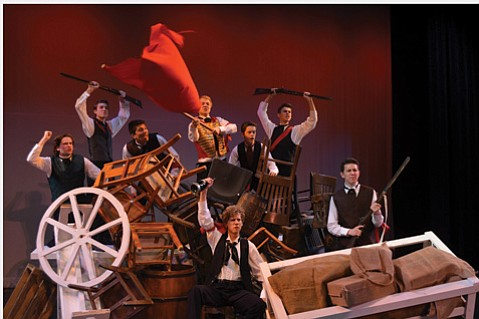 <em>Les Misérables</em>