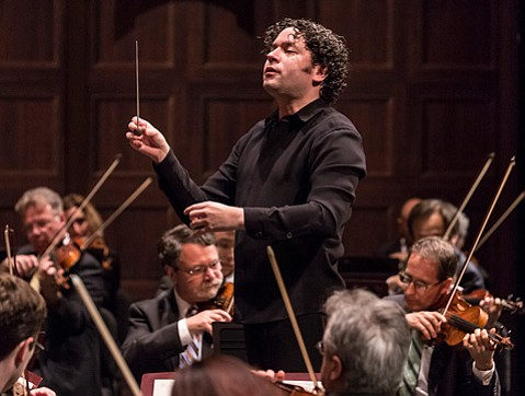 Gustavo Dudamel's powerhouse reign with the Los Angeles Philharmonic continues.