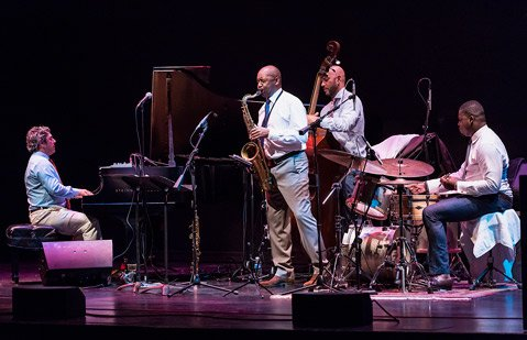 Branford Marsalis Quartet at the Lobero Theatre