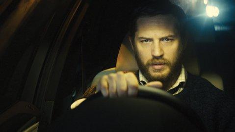 <b>TOUR DE FORCE:</b>  <i>Locke</i> follows the title character (Tom Hardy) on one fateful drive.