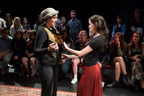 <em>The Arabian Nights</em> at UCSB's Performing Arts Theater