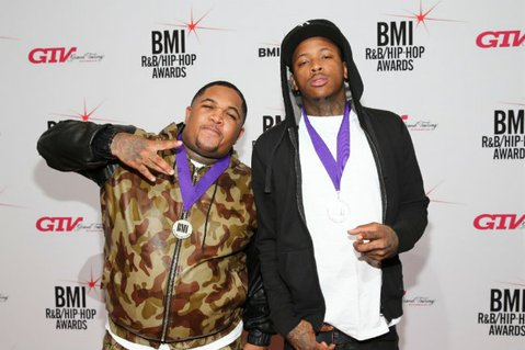 HEIRS TO THE THRONE: Last year, Snoop knighted DJ Mustard and YG as the West Coast's next great producer/rapper pairing. This Tuesday. they headline the Earl Warren Showgrounds.