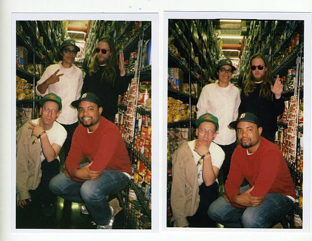 <b>DETROIT ROCK CITY:</b> This week, Detroit noise punks Tyvek tour through California for the first time in years. The band plays the Biko Co-op in Isla Vista on Saturday, May 24.