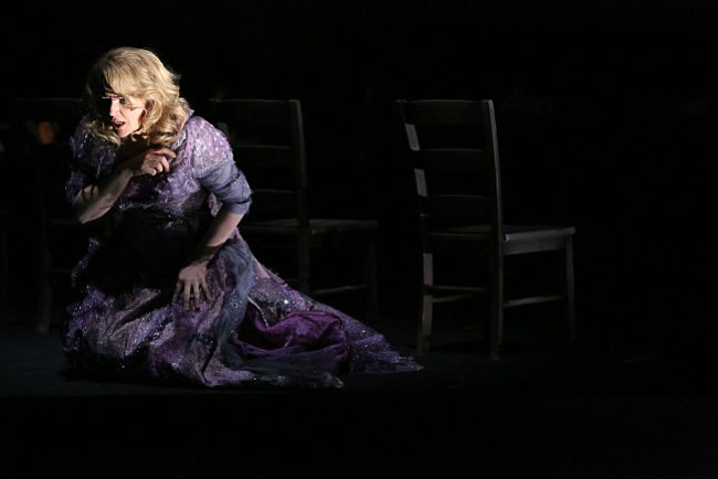 Renee Fleming as Blanche DuBois