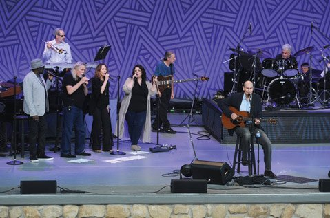 James Taylor at the Santa Barbara Bowl