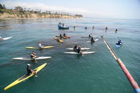 2013 Paddle Out