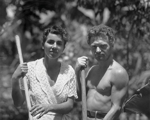 <b>ISLAND OF EDEN:</b>  The Galapagos Affair recounts a series of unsolved disappearances revolving around an idealistic, island-bound German couple.
