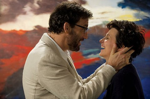 CHEMICAL REACTION: Clive Owen and Juliette Binoche shine as feuding teachers, but lack the romantic chemistry to make <em>Words and Pictures</em> work.