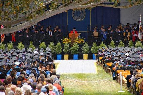2014 UCSB Graduation