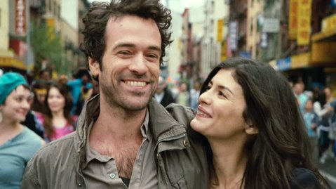 <b>IT'S COMPLICATED:</b> Romain Duris and Audrey Tautou play old flames in <i>Chinese Puzzle</i>.
