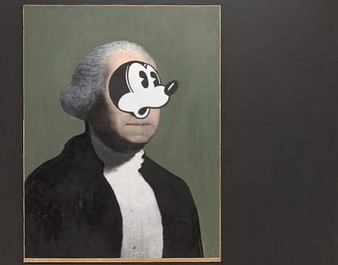 """Mr. President"" by Llyn Foulkes"