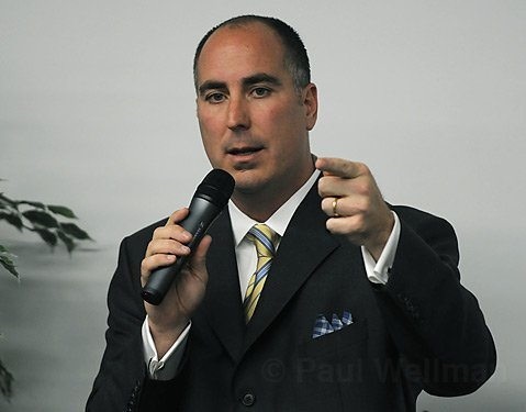 Mark Massari, UCSB's director of athletics (August 2008)