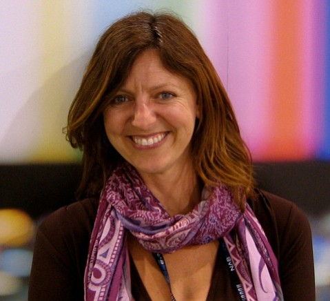 Jennifer Holt, associate professor of film and media studies at UCSB