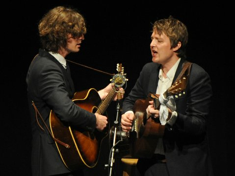 The Milk Carton Kids at The Lobero Theatre (June 19, 2014)