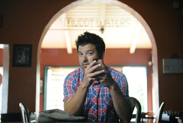 Jeff Thiemer at Muddy Waters (June 27, 2014)