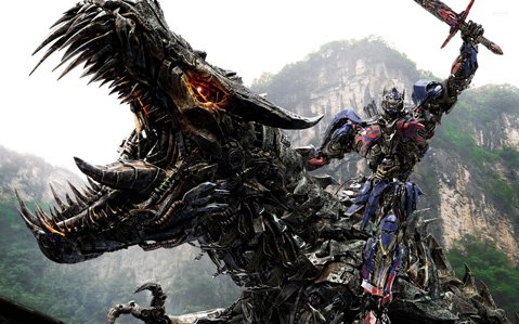 <b>RAZZIE-DAZZLE:</b>  Starring Mark Wahlberg, Michael Bay's <i>Transformers: Age of Extinction</i> is a strong contender for 2014's Golden Raspberry Awards for Worst Picture and Worst Director.