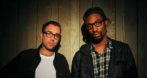 "REMIX MASTERS: The Knocks' Ben ""B-Roc"" Ruttner (left) and James ""JPatt"" Patterson bring the dance party to S.B. on Wednesday, June 2."