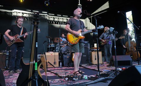 Bob Weir and RatDog at the Santa Barbara Bowl