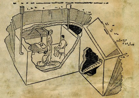 Fallout shelter design
