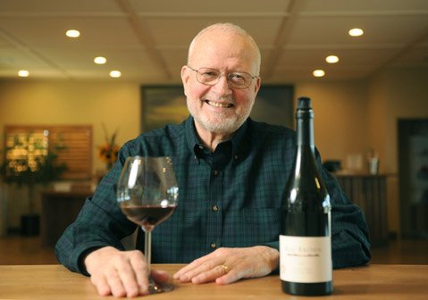 <b>FOUR DECADES ON VINE:</b>  Ken Brown ditched his dad's real estate business to study grapegrowing and winemaking at Fresno State in 1974 and then helped start Zaca Mesa Winery in 1977.