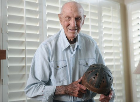 Cathcart, who recently celebrated his 90th birthday, left pro football for a job at Santa Barbara High, where he was the head coach for 19 seasons.