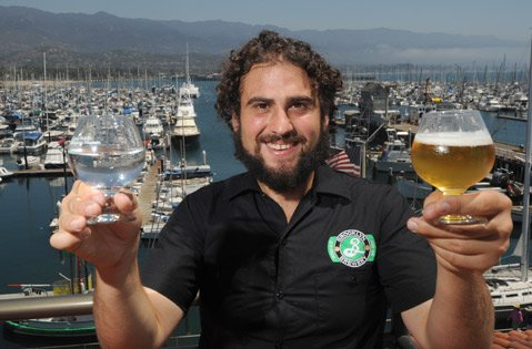 <b>LIQUID LORE:</b>  Ale expert Zachary Rosen will explore how much water plays into beer's flavor, past and present, on Saturday, August 16, at the Santa Barbara Maritime Museum.