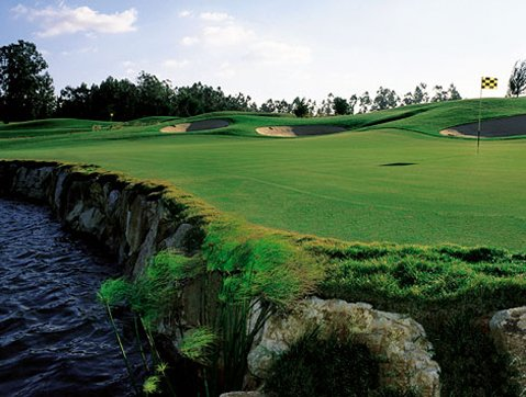 The 18th at Cypress Ridge