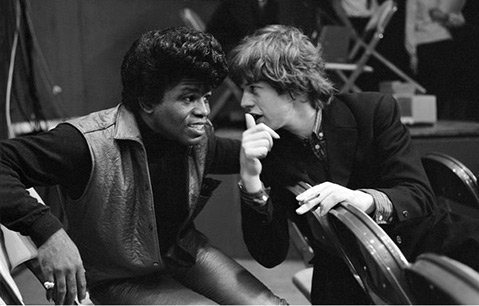 GET ON DOWN:  James Brown is just one of the many legendary performers who rocked The TAMI Show in 1964. A documentary about the concert screens August 23 at the Plaza Playhouse Theater.
