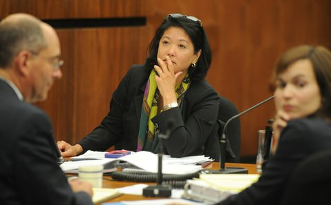 """<b>MAJOR MISSIVE:</b>  Of the tribe's plans, county CEO Mona Miyasato said, """"The county looks forward to hearing more about the project's off-reservation mitigation measures."""""""