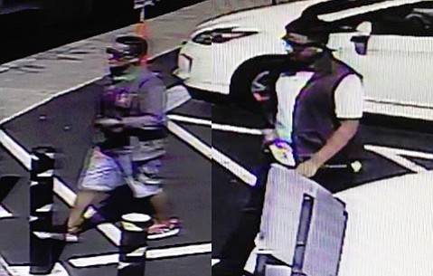 Suspects #1 and #2