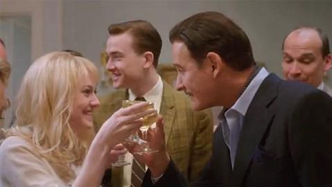 <b>IN LIKE FLYNN:</b>  Starring a perfectly cast Kevin Kline, <i>The Last of Robin Hood</i> follows the sordid love affair between Hollywood star Errol Flynn and a 15-year-old actress (Dakota Fanning).