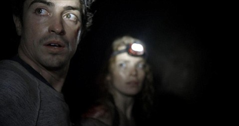 <b>SHAKEN NOT STIRRED:</b>  Set in the catacombs below Paris, As Above, So Below is the latest — and hopefully last — shaky-cam, found-footage flop to hit theaters this year.
