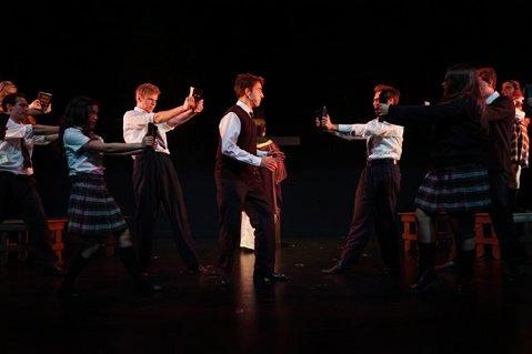 <em>Bare: A Rock Opera</em> at Center Stage Theater