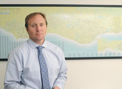Santa Barbara water boss Josh Haggmark