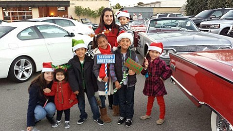 2013 Milpas Holiday Parade Grand Marshal Team