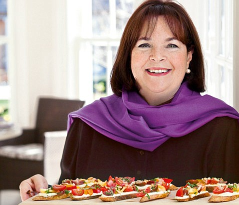 <b>KEEP IT EASY:</b>  White House policy wonk–turned–famous chef Ina Garten teaches us all how to cook better at home.
