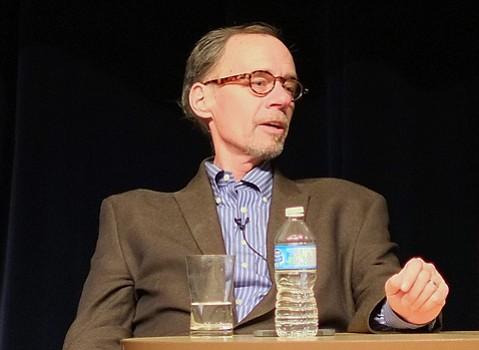 David Carr in 2013
