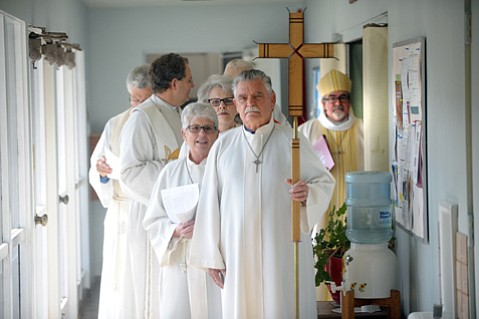<b>NEW PURPOSE:</b> Grace Lutheran Church held its last service on Sunday.