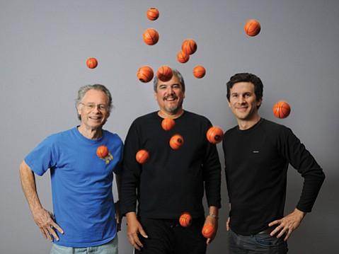 John Zant, Barry Punzal and John Dvorak