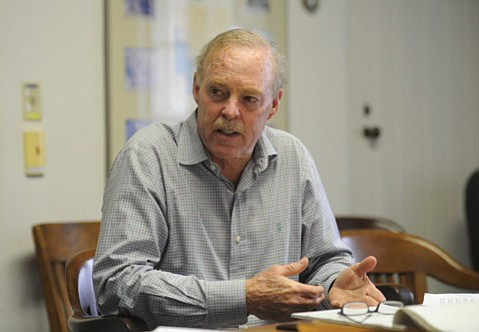 Tom Mosby, general manager of the Montecito Water District