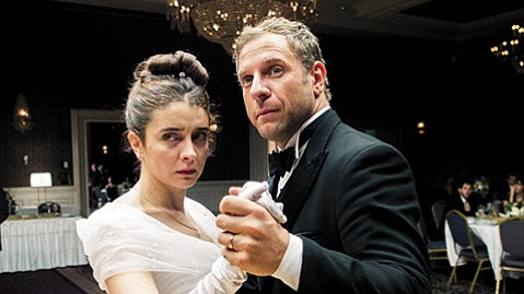 "<b>VENGEANCE FOR ALL:</b>  The six stories in Wild Tales deal with humans turning away from their humanity. Érica Rivas stars in ""Hasta que la muerte nos separe"" as a bride who finds out her husband-to-be has been cheating on her."