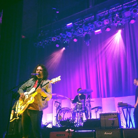 War on Drugs at the Ventura Theater.