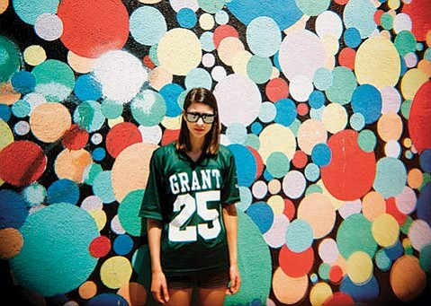 <b>MASS APPEAL:</b>  Colleen Green's latest record, I Want to Grow Up, has onion-like layers and is undoubtedly the singer's most approachable creation to date.