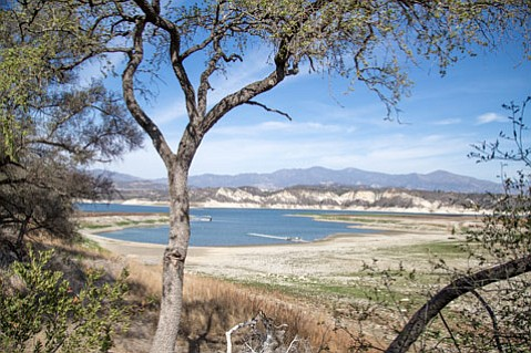 <strong>DRIP DROP: </strong>Even if El Niño rains hit, it appears water districts drawing from Lake Cachuma will have to make do with substantially less.