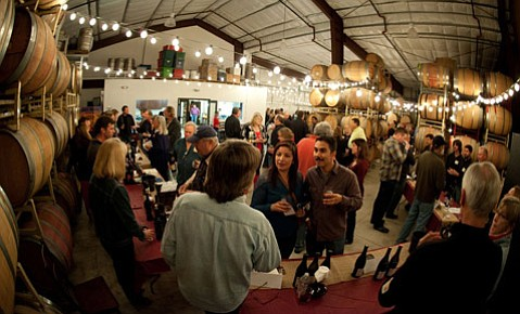 <strong>GARAGE WINE: </strong>Paso Robles plays host to the fifth annual Garagiste Fest, where consumers get up close and personal with boutique winemakers.